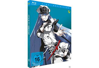 Akame ga Kill - Vol. 4 (Limited Edition) [Blu-ray]
