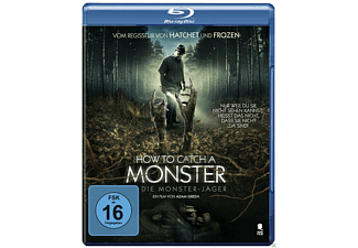 How to Catch a Monster - Die Monster-Jäger - (Blu-ray)
