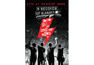5 Seconds Of Summer - How Did We End Up Here? - Live At Wembley Arena [DVD]