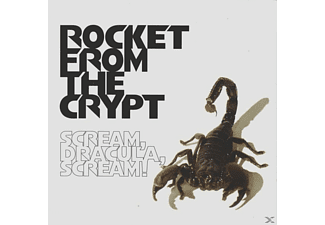 Rocket From The Crypt - Scream,Dracula,Scream [CD]
