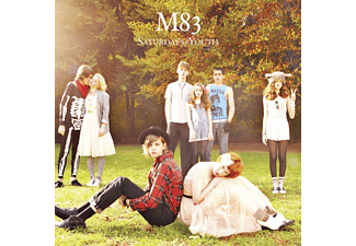 M83 - Saturdays=Youth - (CD)