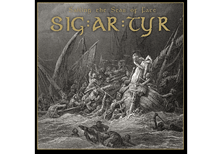 Sig:Ar:Tyr - Sailing The Seas Of Fate - Reissue (CD)