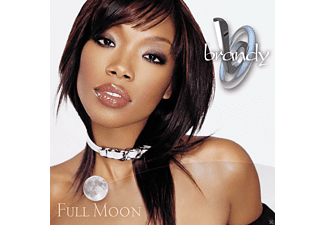 Brandy - Full Moon - (CD)