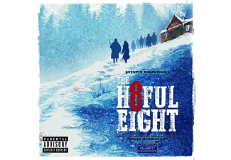 OST/VARIOUS - The Hateful Eight - (CD)