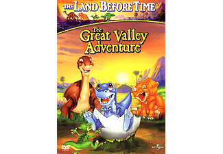 The Land Before Time II: The Great Valley Adventure DVD