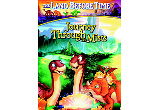 The Land Before Time IV: Journey Through the Mists DVD