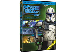 Star Wars: The Clone Wars: Säsong 4 Volym 2 Barn DVD
