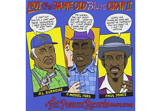 VARIOUS - Not The Same Old Blues Crap Vol.2 [Vinyl]