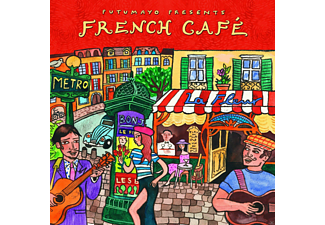 VARIOUS - French Cafe (New Version) [CD]