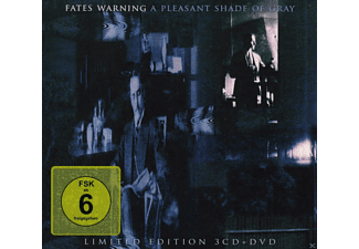 Fates Warning - A Pleasant Shade Of Gray (Expanded Edition) - (CD + DVD)