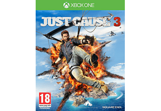 Just Cause 3 Steelbook Day One Edition [Xbox One]