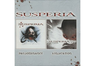 Susperia - Predominance/Vindication [CD]