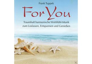 Frank Tuppek - For You - (CD)
