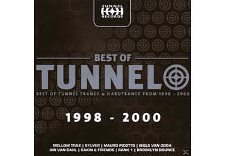 VARIOUS - Best Of Tunnel (1998-2000) [CD]