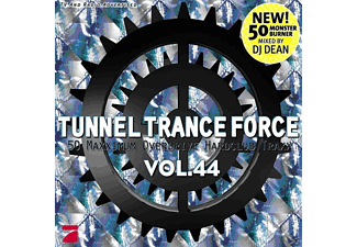 VARIOUS - Tunnel Trance Force Vol.44 [CD]