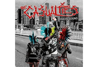 The Casualties - Chaos Sound (Ltd.Fanbox) - (CD)