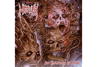 The Master - An Epiphany Of Hate [CD]