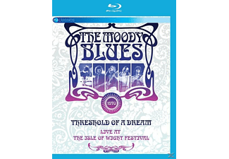The Moody Blues - Threshold Of A Dream-Live Isle Of Wight Festival [Blu-ray]