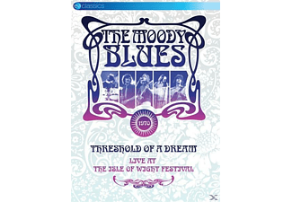 The Moody Blues - Threshold of A Dream - Live at the Isle of Wight Festival (DVD)