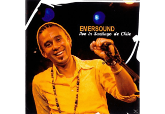 Emersound - Live In Santiago De Chile - (CD)