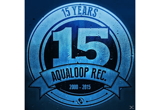 VARIOUS - 15 Years Aqualoop Rec. - (CD)