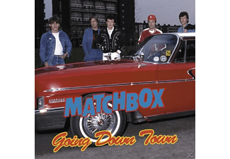 Matchbox - Going Down Town [CD]