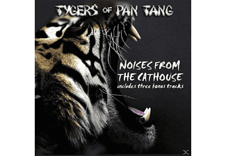 Tygers Of Pan Tang - Noises From The Cathouse [CD]
