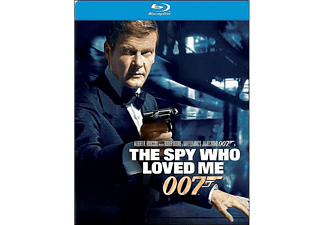 James Bond - Älskade spion Action Blu-ray