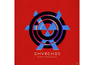 Chvrches - The Bones Of What You Believe - (CD)
