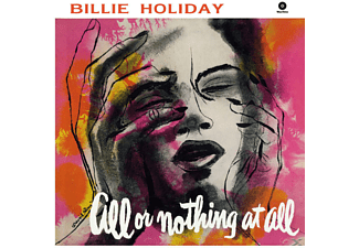 Billie Holiday - All Or Nothing At All - (Vinyl)