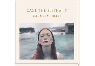 Cage The Elephant - Tell Me I'm Pretty - (CD)