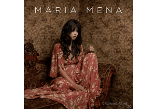 Maria Mena - Growing Pains | CD