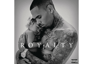Chris Brown - Royalty | CD