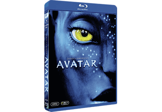 Avatar Science Fiction Blu-ray