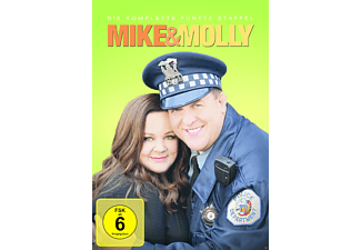 Mike & Molly - Staffel 5 [DVD]