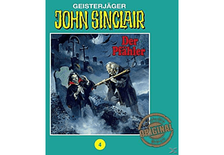 John Sinclair 04: Der Pfähler - 1 CD - Horror