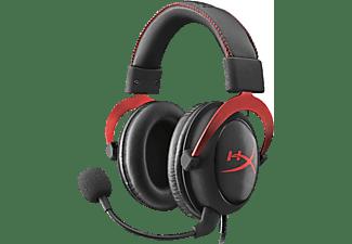 HYPERX, KHX-HSCP-RD, Cloud II, Gaming Headset, Schwarz/Rot