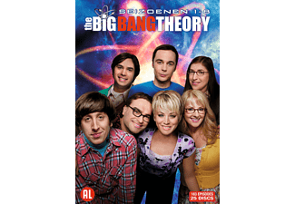 The Big Bang Theory - Seizoen 1-8 | DVD