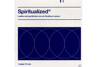Spiritualized - Ladies & Gentlemen We Are Floating In Space - (CD + Merchandising)