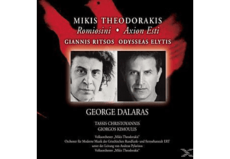 George Dalaras, VARIOUS - Axion Esti / Romiosini - (CD)
