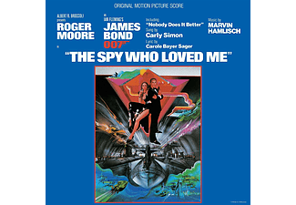 The Spy Who Loved Me Βινύλιο