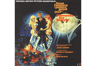 John Barry -  Diamonds Are Forever [Βινύλιο]
