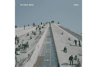 No Clear Mind Mets CD