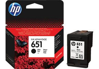 HP 651 Black - (C2P10AE)