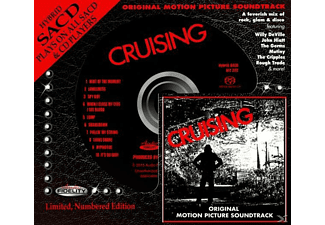 DeVILLE,WILLY/HIATT,JOHN/GERMS/CRIPPLES/+ - Cruising [SACD Hybrid]