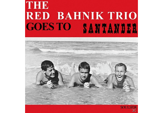 The Red Bahnik Trio - Goes To Santander - (CD)