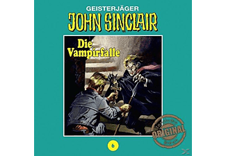John Sinclair 06: Die Vampirfalle - 1 CD - Horror
