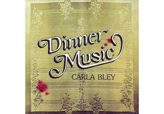 Carla Bley - DINNER MUSIC [CD]
