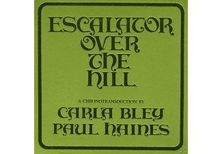 BLEY,CARLA & HAINES,PAUL - ESCALATOR OVER THE HILL [CD]