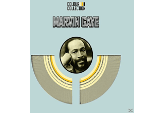 Marvin Gaye - COLOUR COLLECTION - (CD)